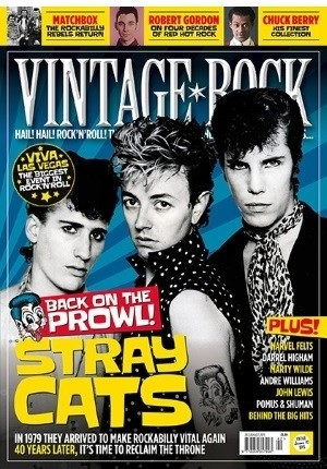 Vintage Rock #42: (Jul/Aug 2019)