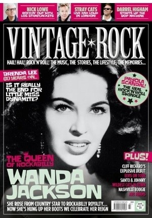 Vintage Rock #43: (Sep/Oct 2019)