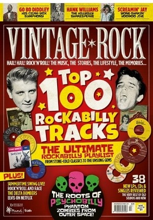 Vintage Rock #44: (Nov/Dec 2019)