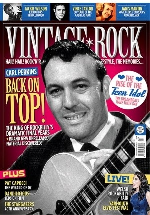 Vintage Rock #45: (Jan/Feb 2020)