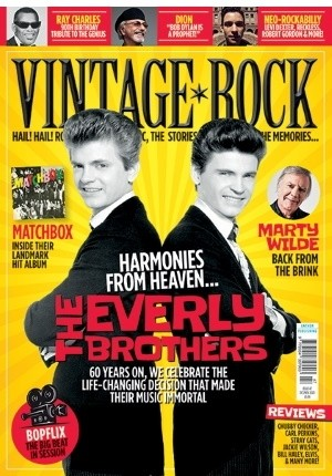Vintage Rock #47: (Oct/Nov 2020)