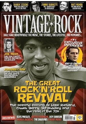 Vintage Rock #48: (Dec/Jan 2021)
