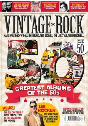 Vintage Rock #50: (Apr/May 2021)