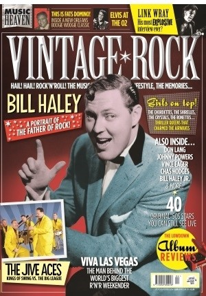 Vintage Rock #17 (May/Jun 2015)