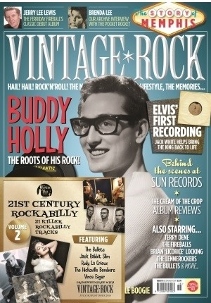 Vintage Rock #18 (Jul/Aug 2015)