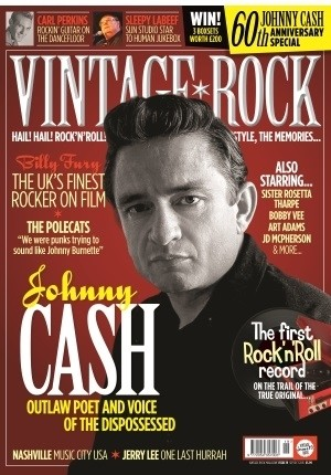 Vintage Rock #19 (Sep/Oct 2015)