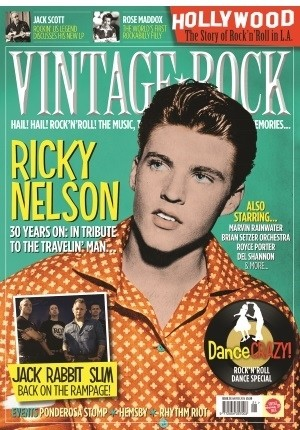 Vintage Rock #21 (Jan/Feb 2016)