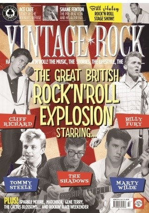 Vintage Rock #23 (May/Jun 2016)