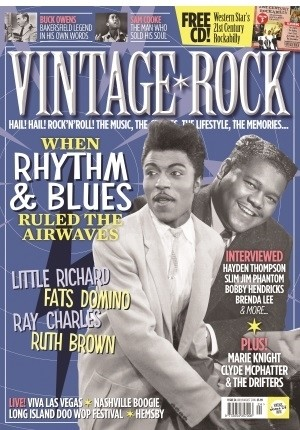 Vintage Rock #24 (Jul/Aug 2016)