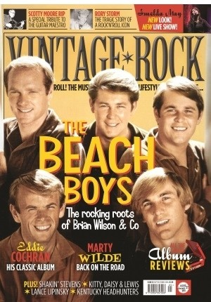 Vintage Rock #25 (Sep/Oct 2016)