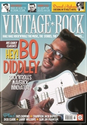 Vintage Rock #26 (Nov/Dec 2016)