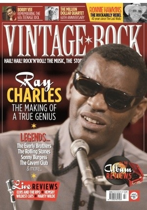 Vintage Rock #27 (Jan/Feb 2017)