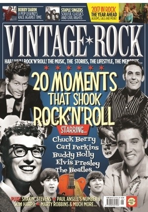 Vintage Rock #28 (Mar/Apr 2017)