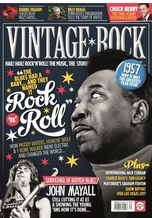 Vintage Rock #30 (Jul/Aug 2017)