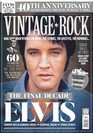 Vintage Rock #31 (Sep/Oct 2017)