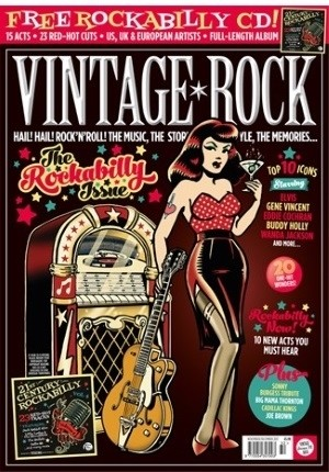 Vintage Rock #32 (Nov/Dec 2017)