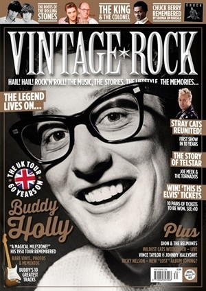 Vintage Rock #34 (Mar/Apr 2018)