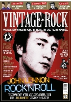 Vintage Rock #35 (May/Jun 2018)