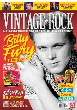 Vintage Rock #37: (Sep/Oct 2018)
