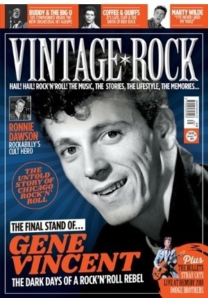 Vintage Rock #39: (Jan/Feb 2019)