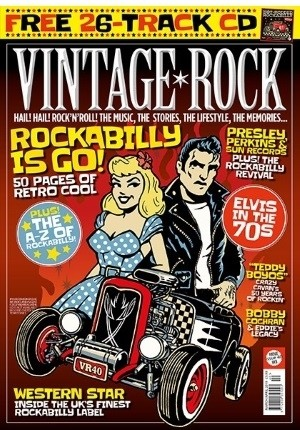 Vintage Rock #40: (Mar/Apr 2019)